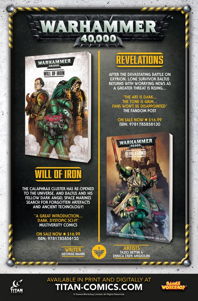 Warhammer Collection Ad Final