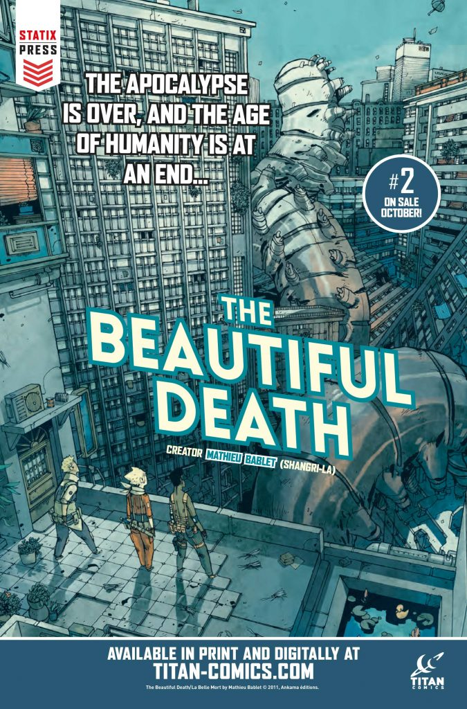The Beautiful Death Issue 1