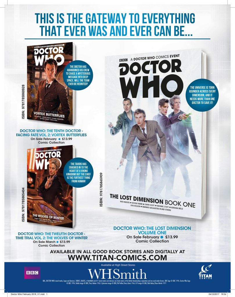 Doctor Who Collections