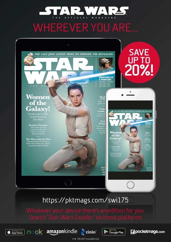 Star Wars Insider Digital