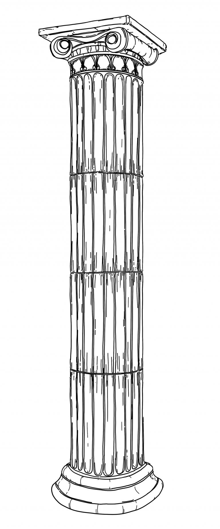 The Standard Greek Column