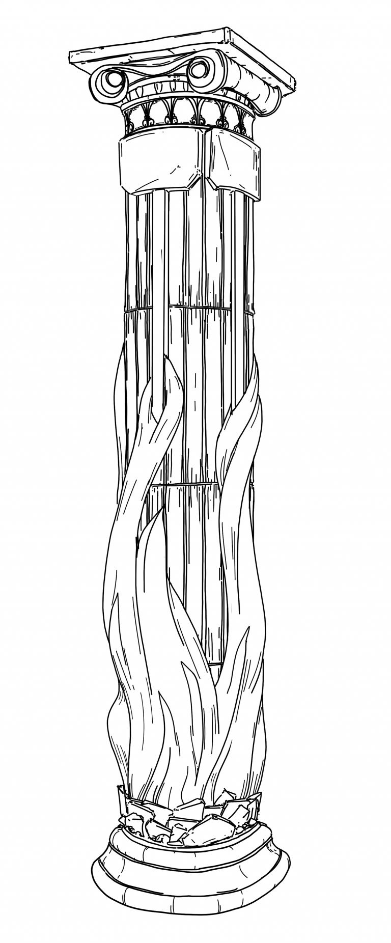 The Column of Hepheastus